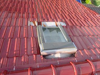 天窓,トップライト,葺き替え
