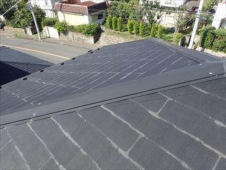 君津市 屋根材化粧スレート