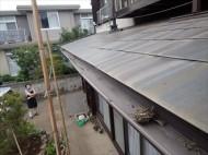木更津市 雨樋排水不良の原因