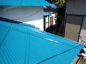 木更津市 屋根の収まり