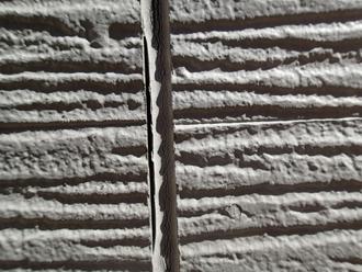 S様 千葉市中央区 外壁からの雨漏り 雨漏り点検 コーキングの劣化 コーキングの剥がれ