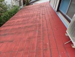 雨漏り修理、屋根カバー工事|千葉市緑区ビフォー