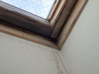 市原市 天窓からの雨漏り