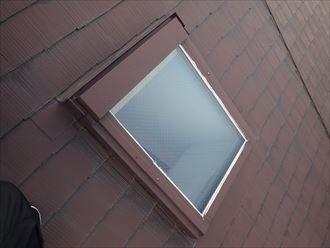 市原市 天窓の状態