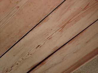 瓦屋根の雨漏り、原因は防水紙の劣化|木更津市