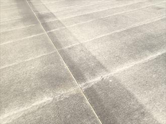木更津市 陸屋根、アスファルト防水