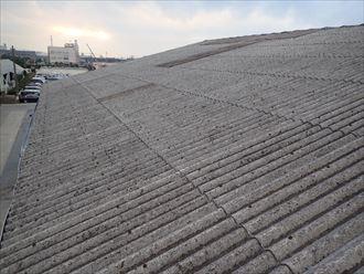 市原市 現在の屋根の状況