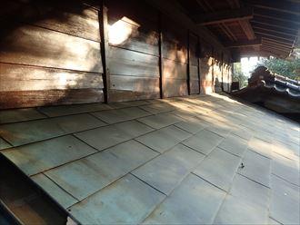 袖ケ浦市 屋根の状況調査