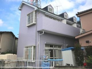 船橋市小室町で屋根・外壁塗装とアパートの外装をフルメンテナンスアフター