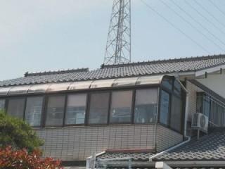 八千代市勝田台にて内装リフォーム業者からご相談で瓦屋根を葺き直しアフター