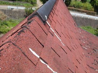 君津市 ログハウスの屋根工事008_R
