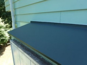 屋根カバー工法で補修