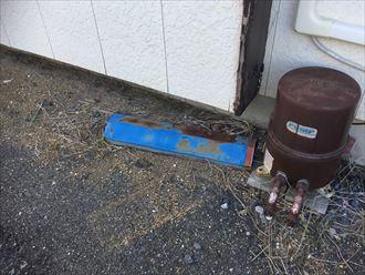 いすみ市 台風で飛んでいた板金003_R