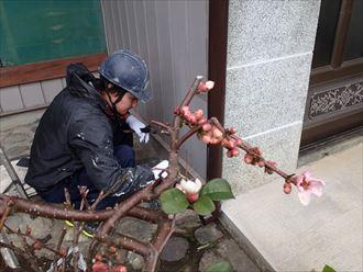 千葉市中央区 破風と雨樋2002_R