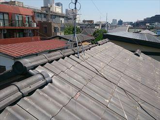 君津市でu瓦葺き替えのご依頼 アスベスト有無で価格に違い