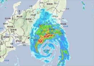 千葉県木更津に上陸した台風9号 建物の点検をお申し込み下さい