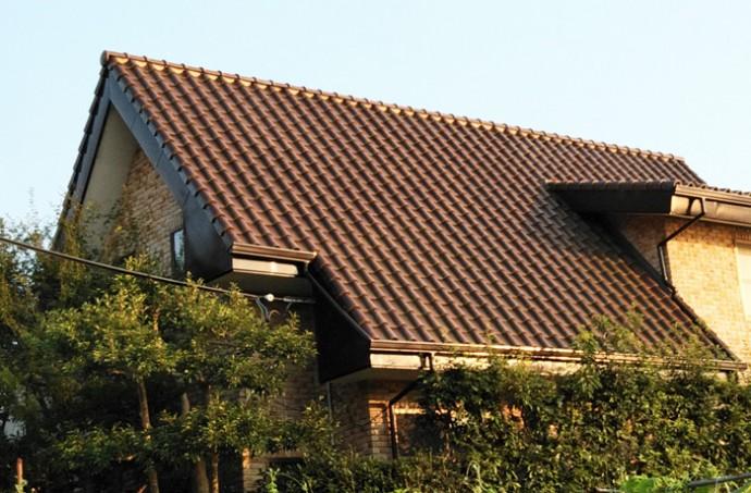 一般的な切妻屋根