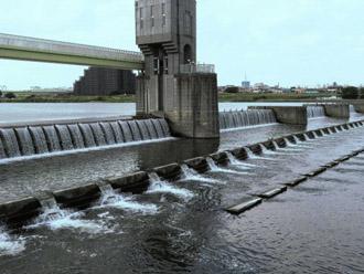 首都圏の水の多くはダムによって支えられている