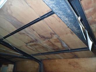 千葉市 倉庫屋根の雨漏り調査013_R