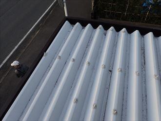 木更津市 折板屋根のメンテナンス005_R