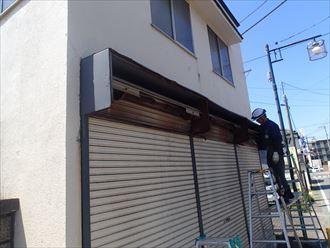 木更津のシャッター工事
