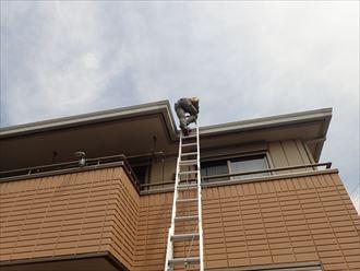市原市で飛び込み業者に屋根が錆びていると言われて調査依頼