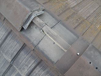 袖ヶ浦市 セメント瓦の漆喰調査005_R