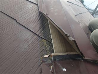 屋根の状態確認 千葉県