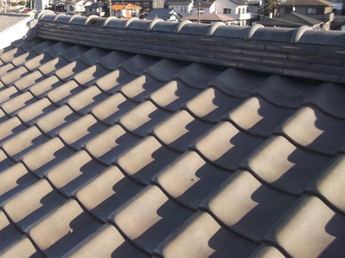 工事完了後の屋根の状況