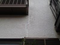 雨漏り 南側外壁