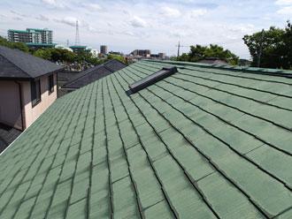 屋根リフォーム前点検 屋根葺き替え 屋根カバー