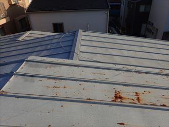 千葉市中央区の屋根調査で屋根と外壁の劣化を確認