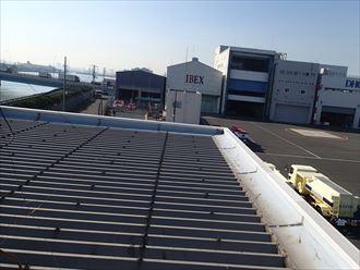 木更津市の工場で折板屋根の積算方法