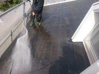 木更津市 屋根・外壁塗装 洗浄004_R