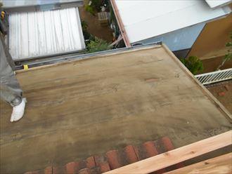 東金市 セメント瓦の補修工事010_R