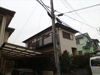 雨漏り調査 袖ヶ浦市