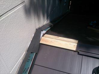 袖ヶ浦市で雨漏り 金属屋根の葺き替え工事完了