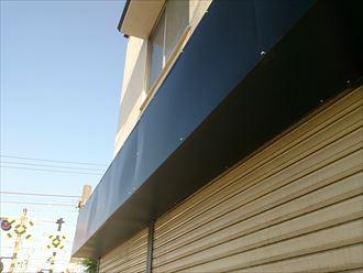 木更津市 シャッターボックスの補修工事005_R