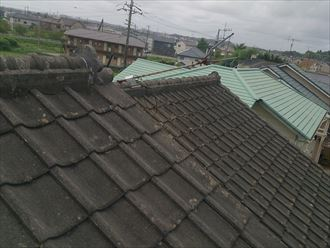 茂原市 瓦屋根の調査007_R