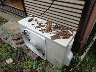 千葉市 台風で外壁落下001_R