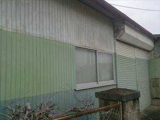 木更津市の旧店舗 改修工事の見積依頼で調査に伺いました