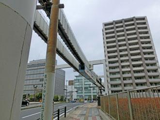 千葉県庁付近