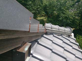 君津市 屋根の調査 和瓦2003_R