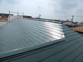 千葉市稲毛区 屋根塗装 外壁塗装