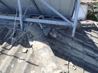 雨漏り 屋根点検