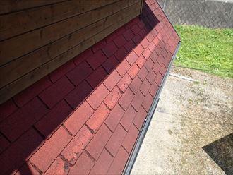 君津市 ログハウスの屋根工事001_R
