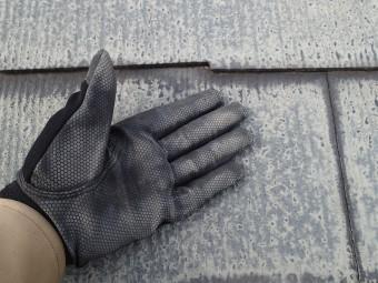 屋根のチョーキング