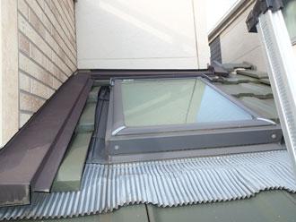 船橋市 雨漏り 強風 屋根材のズレ