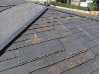 雨漏り 屋根工事前