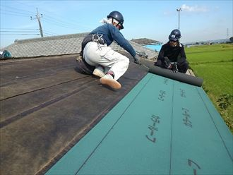 君津市 屋根葺き替え工事 GL波板009_R